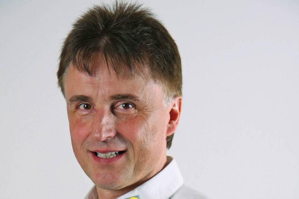 Wilfried Grieshaber, Abteilungsleiter Produktmanagement und Produktmanager Solarwärmesysteme und Speichertechnik bei der Firma Foto: Paradigma