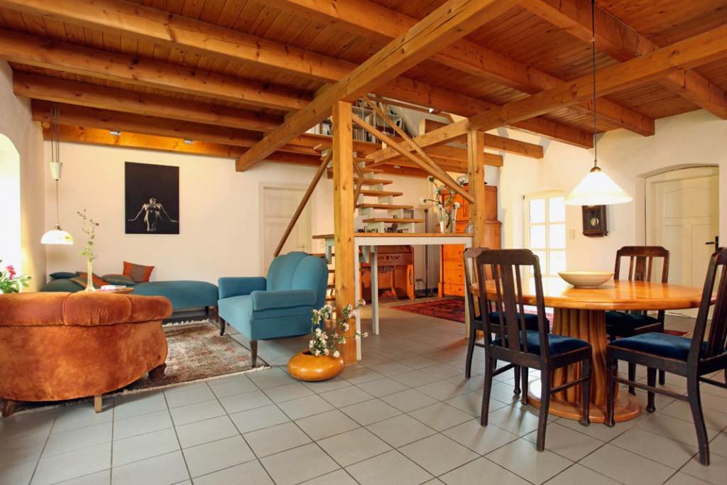Wohnraum des Eigentümers