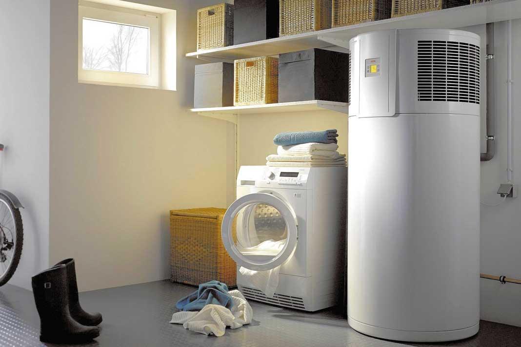 Vorrang für Effizienz: Warmwasser-Erzeugung. » LIVVI.DE