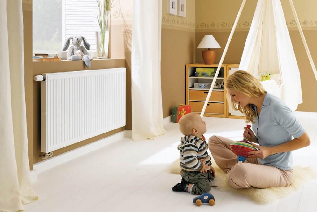 heizk rper erneuern f r mehr behaglichkeit zu hause livvi de. Black Bedroom Furniture Sets. Home Design Ideas