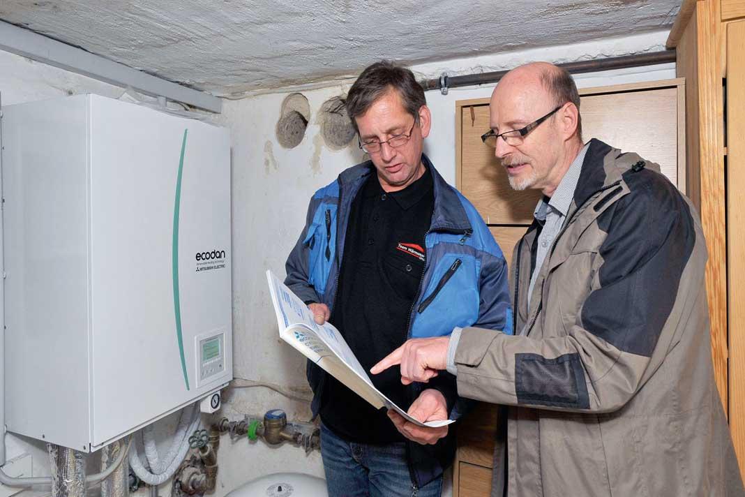 Heizkosten senken mit der Luft/Wasser-Wärmepumpe. » LIVVI.DE